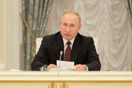 Путин произвёл кадровые перестановки в МВД, МЧС, ФСИН и СКР