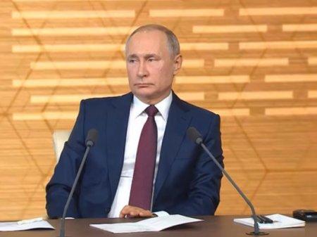 Путин поведал, когда человеку пора на кладбище