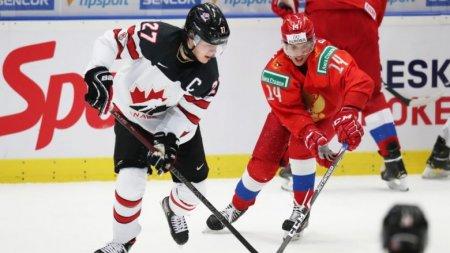 Капитан сборной Канады извинился заинцидент сроссийским гимном