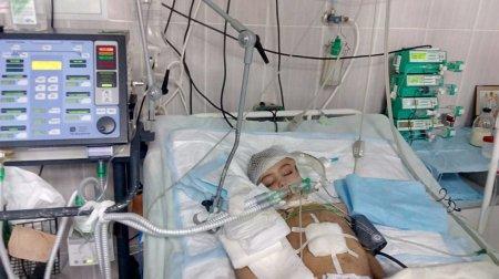 Мама мальчика с простреленной головой обратилась с последней надеждой к Рошалю