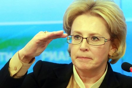Скворцова заявила об увеличении продолжительности жизни россиян на полгода