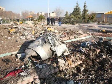 Мифы и легенды о крушении «Боинг-737-800»