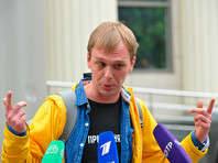Голунов потребовал от государства извинений за незаконное уголовное преследование