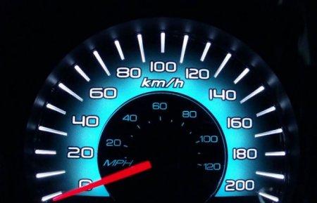 С 1 января 2020 года превышение скорости до 10 км в час не будет поводом для штрафа