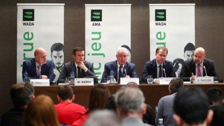 WADA назначило России сумму ежегодного взноса