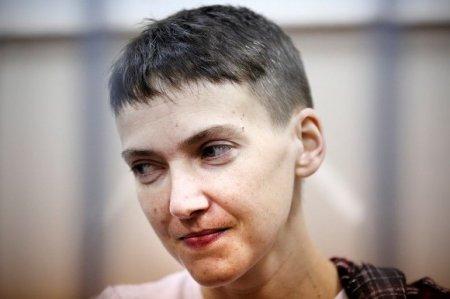 Савченко рассказала о «процессе гниения» на Украине
