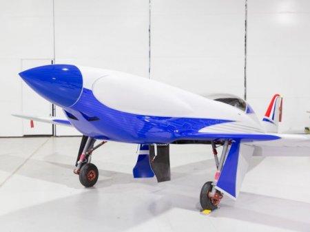 Rolls-Royce разрабатывает самый быстрый электрический самолет