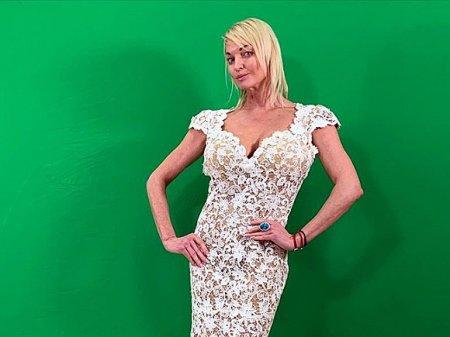 Голая Волочкова на снегу: балерина порадовала подписчиков новым фото