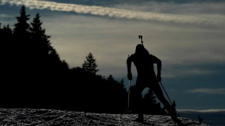 Российские биатлонисты установили антирекорд на Кубке мира