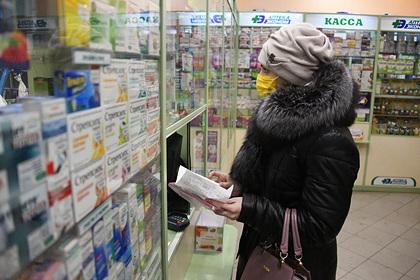 Цены на медицинские маски в России взлетели на 500 процентов