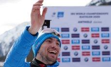В номере российского чемпиона мира по биатлону провели обыск
