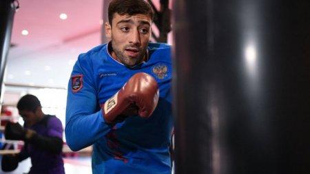 Против боксера возбудили дело онападении наросгвардейца