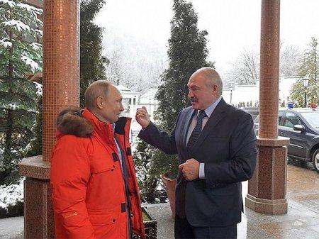 Лукашенко высказался о переговорах с Путиным