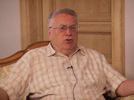 Жириновский предложил разрешить заболевшим россиянам прогуливать работу без больничного