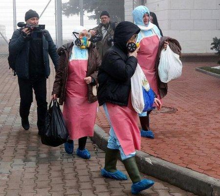 Коронавирус и Украина: в Незалежной чуть было не появилась вторая «Небесная сотня»