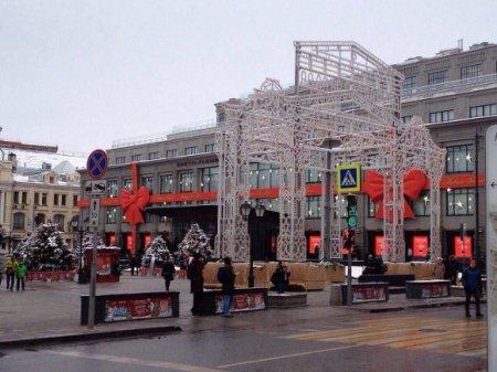 Дожди и мокрый снег обещают москвичам на этой неделе