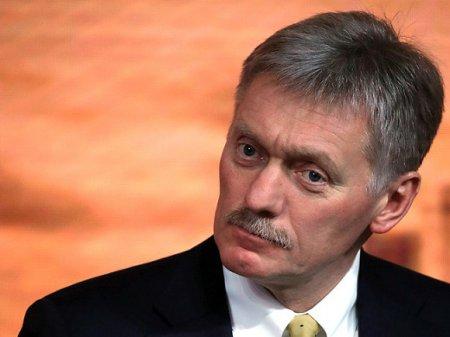 Песков призвал подождать до 1апреля в оценке ситуации с коронавирусом