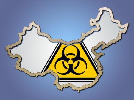 В Китае объем розничной торговли из-за коронавируса сократился на 20,5%
