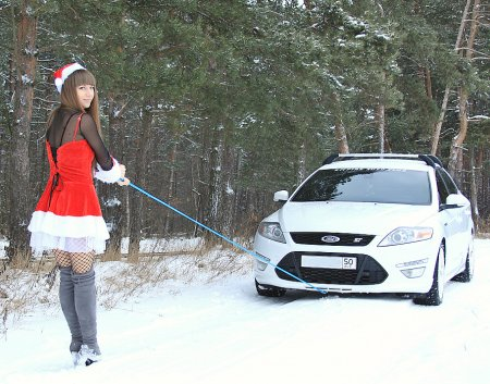 Ford отзовет в РФ 18,5 тыс. автомобилей Mondeo и Ranger