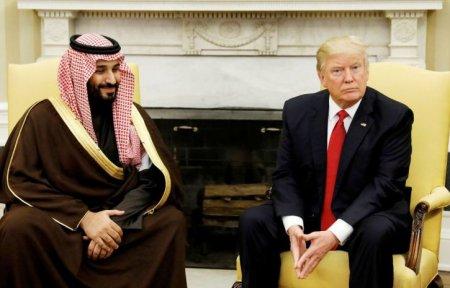 Трамп просит Саудовскую Аравию увеличить добычу нефти и потеснить Россию