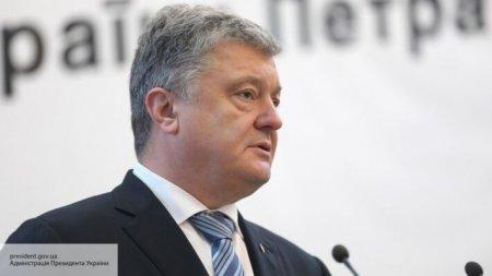 Добкин потребовал отправить в изоляцию вернувшегося из Испании Порошенко