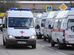 В России засутки зарегистрировали 2186случаев заражения коронавирусом