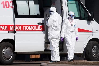 В России зафиксировали 2774 новых случая заражения коронавирусом