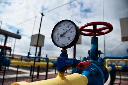 В России обрушилась добыча газа