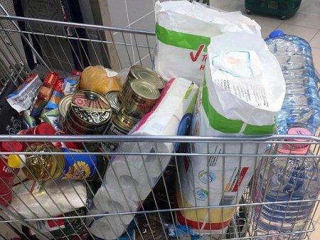 Россиянам «разрешили» отовариваться в гипермаркетах и на рынках