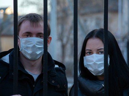 За сутки в России коронавирус подхватили более 2 тысяч человек