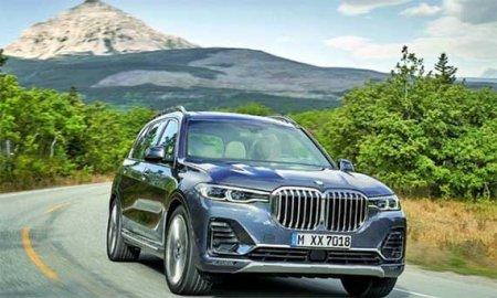 BMW планирует расширить линейку кроссоверов моделью X8