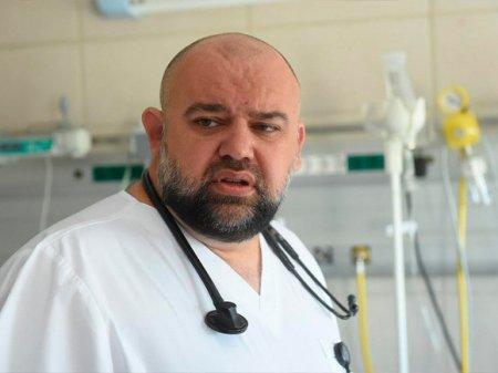 Главврач больницы в Коммунарке раскрыл данные о численности пациентов с коронавирусом