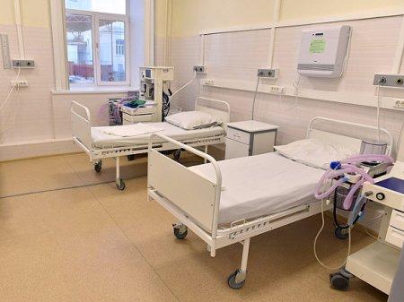 За сутки в Москве скончались 65 пациентов с коронавирусом