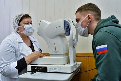 Названо число заразившихся коронавирусом в российской армии