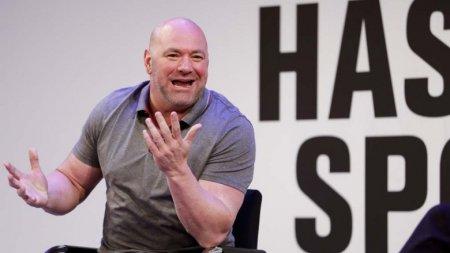 Глава UFC захотел встречи Гэтжи иХабиба на«бойцовском острове»