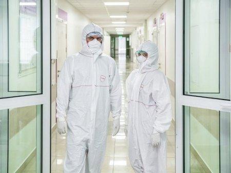 В Чечне умер от коронавируса замглавврача станции скорой помощи
