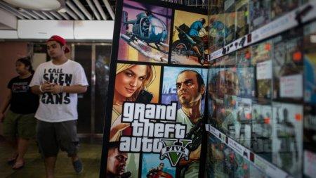 Легендарная игра GTA Vстала бесплатной