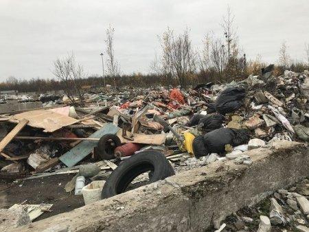 В Сочи фирма годами складировала опасные отходы вблизи водозабора