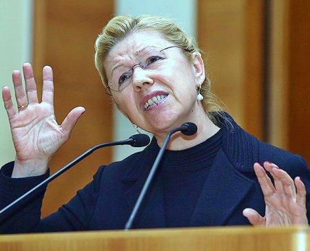 Следователи проверят данные о двойном гражданстве сенатора Мизулиной