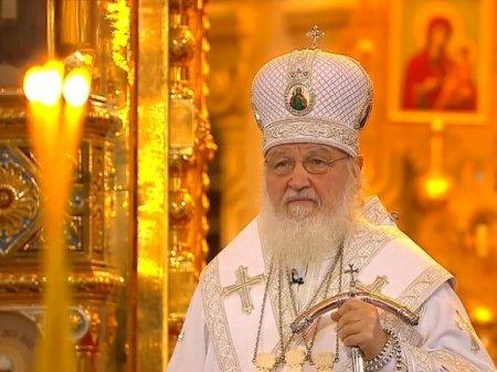 Патриарх Кирилл призвал на карантине подумать о грехах