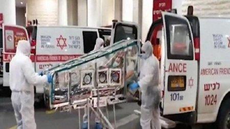 В Израиля более 100 новых случаев заражения коронавирусом за сутки