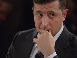 Зеленский констатировал наличие кадрового голода на Украине