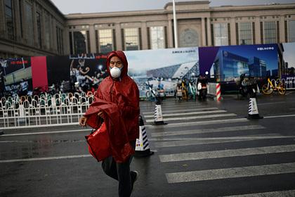 Пекин закроется из-за коронавируса
