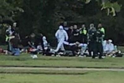 Жертвами нападения с ножом в британском Рединге стали три человека