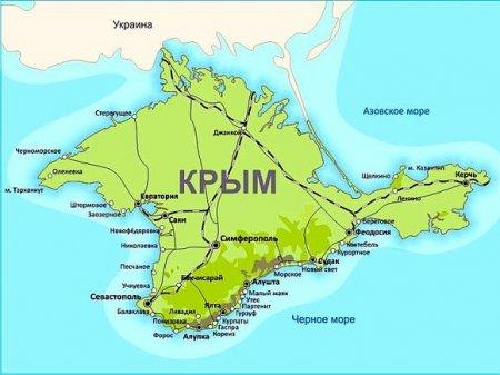 Украина не намерена помогать России с поставками воды в Крым