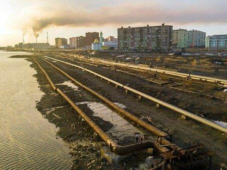 Росприроднадзор описал технологию сбора нефти после ЧП в Норильске