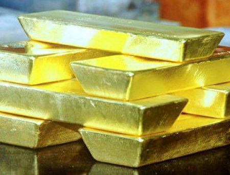 Экспорт золота из РФ в апреле вырос в разы, составив более сорока тонн
