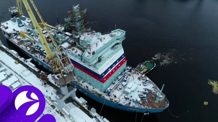В конце июня начнутся ходовые испытания атомохода «Арктика»
