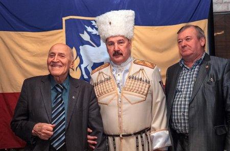 На День Рождение Николаю Дроздову, присвоили звание генерала