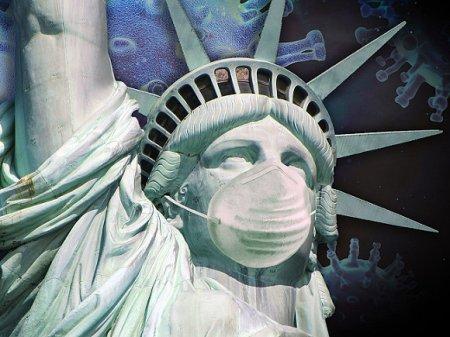 В США за сутки выявлено более 35 тысяч случаев заражения коронавирусом